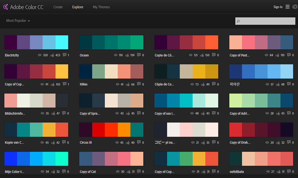 5 Best Color Palette Generators Online
